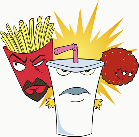 Podcast: Aqua Teen Hunger Force Co-Creator Dave Willis