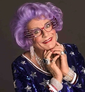 Dame Edna, Hello Possums