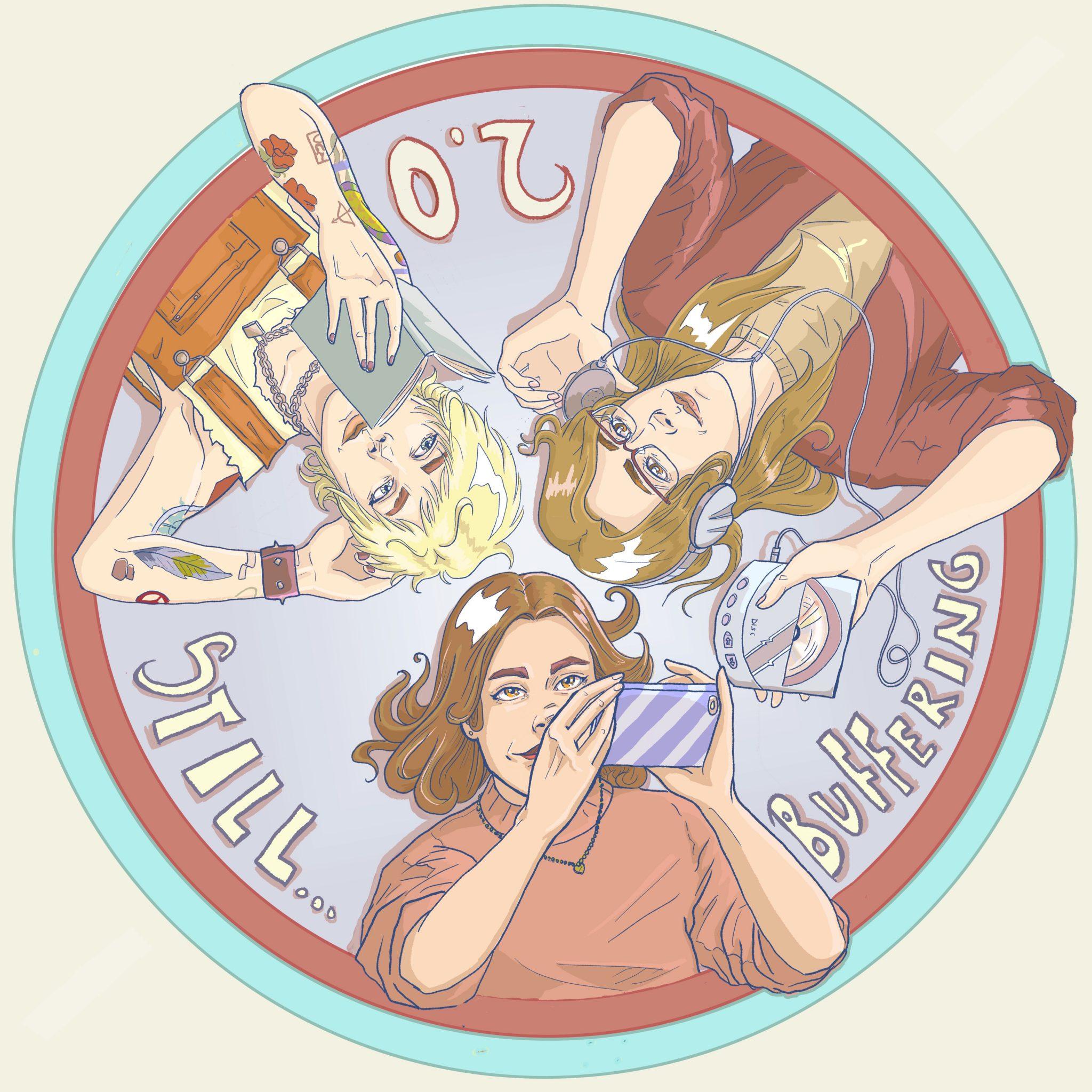 Still Buffering 2.0 logo