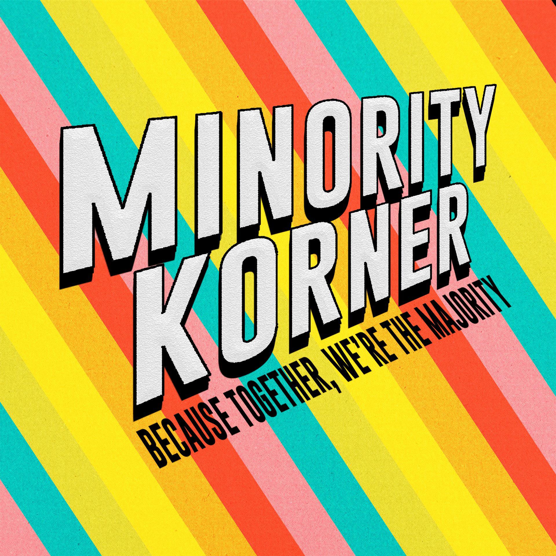 minority korner logo