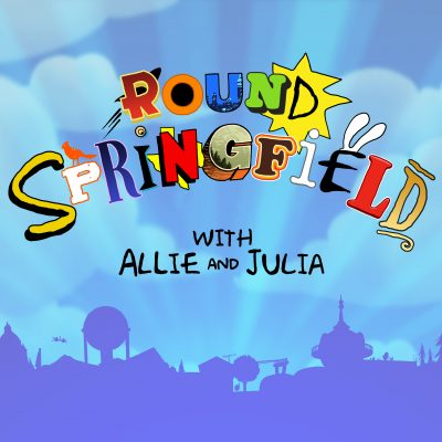 Round Springfield logo