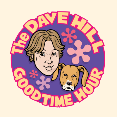 The Dave Hill Goodtime Hour Logo