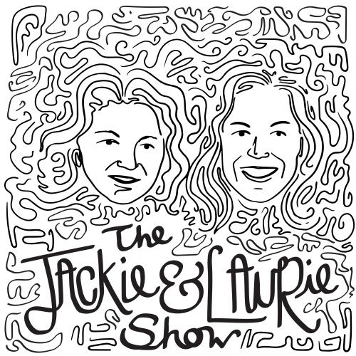 The Jackie and Laurie Show Logo