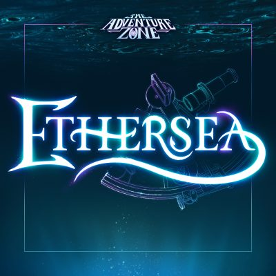 The Adventure Zone: Ethersea logo