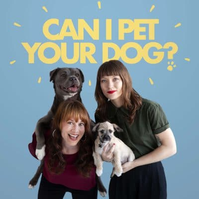 Can I Pet Your Dog? Logo