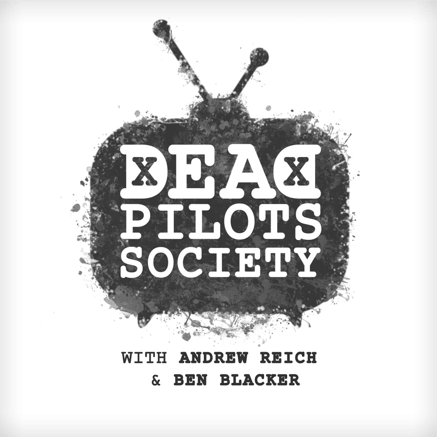 'Dead Pilots Society' podcast cover.