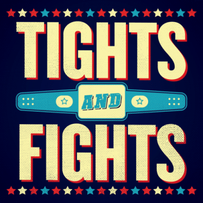 Tights and Fights Logo