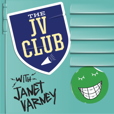 The JV Club Logo