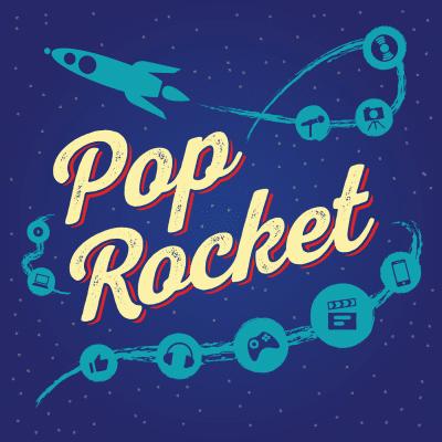 Pop Rocket Logo