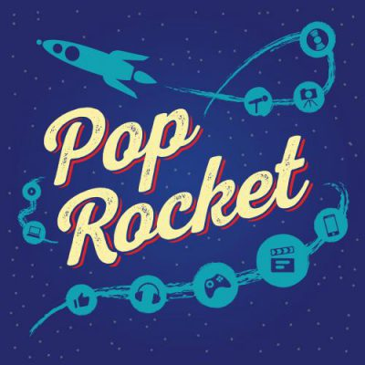 Pop Rocket Logo