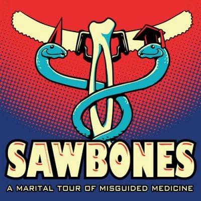 Sawbones Logo