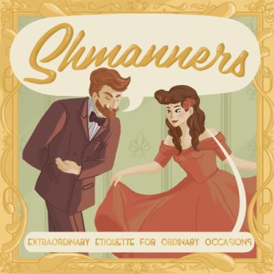 Shmanners Logo