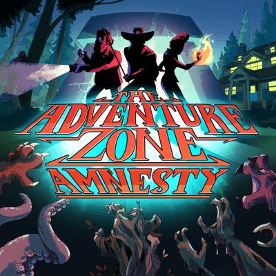 The Adventure Zone: Amnesty Logo