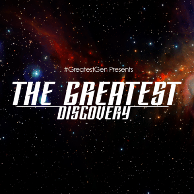 The Greatest Discover Logo