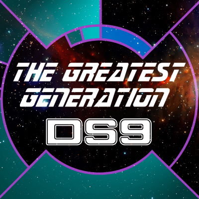 The Greatest Generation DS9 Logo