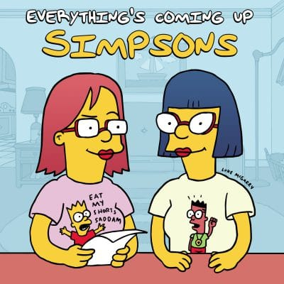 Everything's Coming Up Simpsons Logo