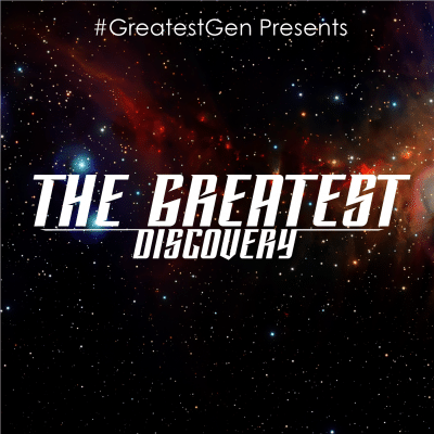 The Greatest Discovery Logo