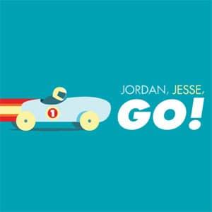 Jordan, Jesse, Go! Logo