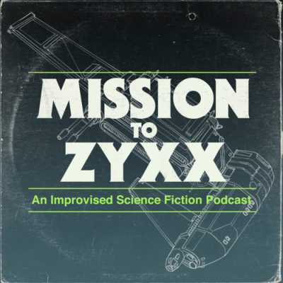 Mission to Zyxx Live! at the Brooklyn Podcast Festival