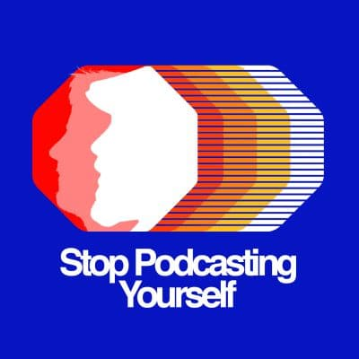 Stop Podcasting Yourself Logo