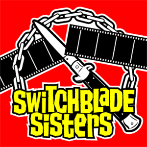 Switchblade Sisters Logo