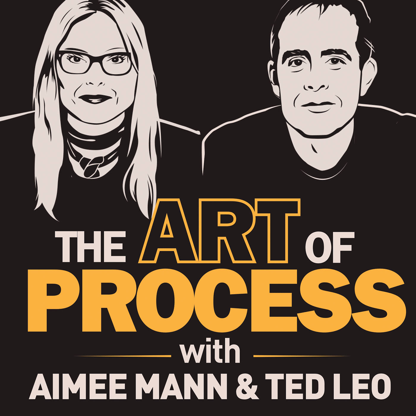 The Art of Process with Aimee Mann & Ted Leo Logo