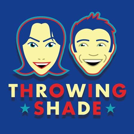 Throwing Shade Logo