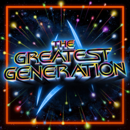 The Greatest Generation Show Logo