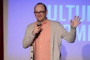 Comedian Josh Gondelman
