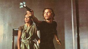 Michael York & Jenny Agutter from 'Logan's Run'