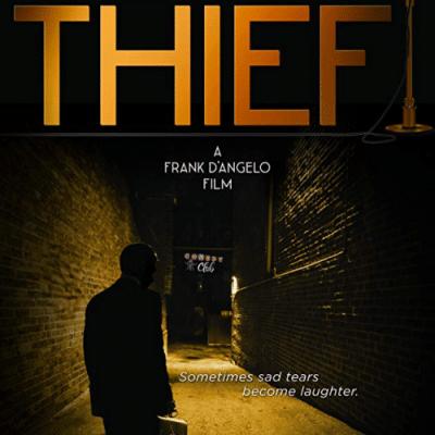 The Joke Thief Move Poster