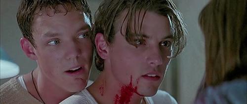 Film still from 'Scream'