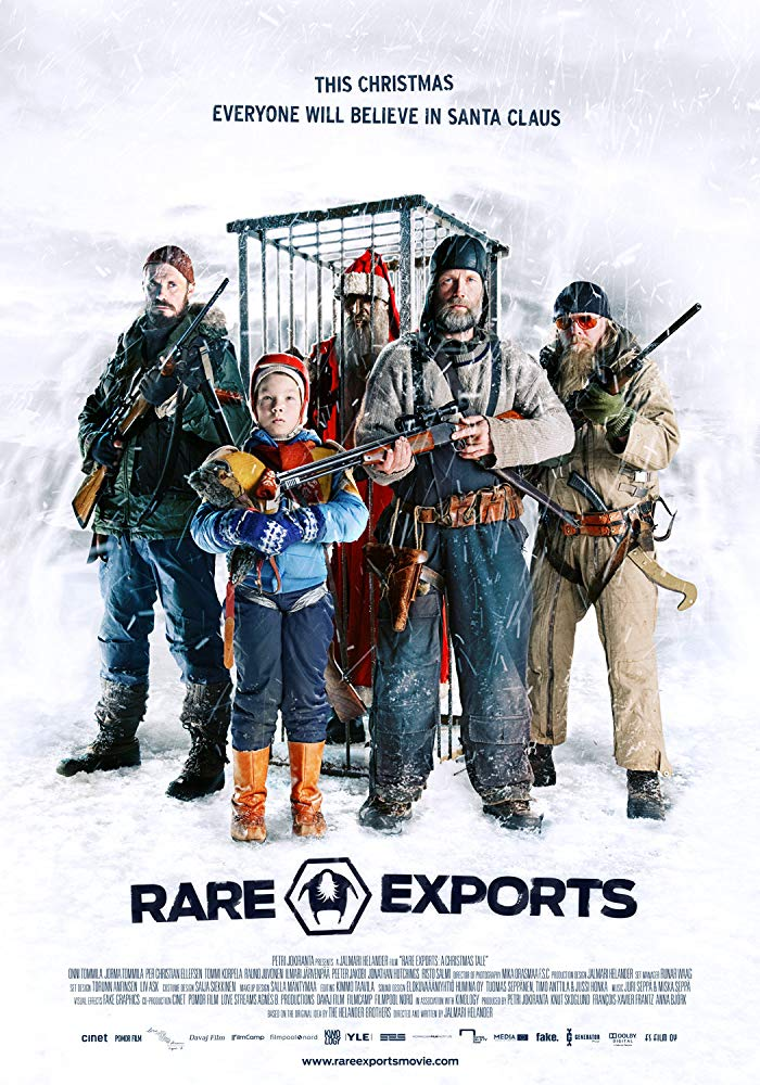 Cover of Rare Exports