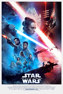 The poster for Star Wars: The Rise of Skywalker