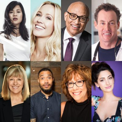 DEAD PILOTS SOCIETY LIVE W/ LARRY WILMORE, KELLY MARIE TRAN, ANNA CAMP & MORE!