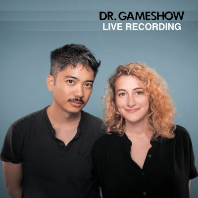 Dr. Gameshow Recording [LIVESTREAM] 2pm ET w/ Rachel Pegram