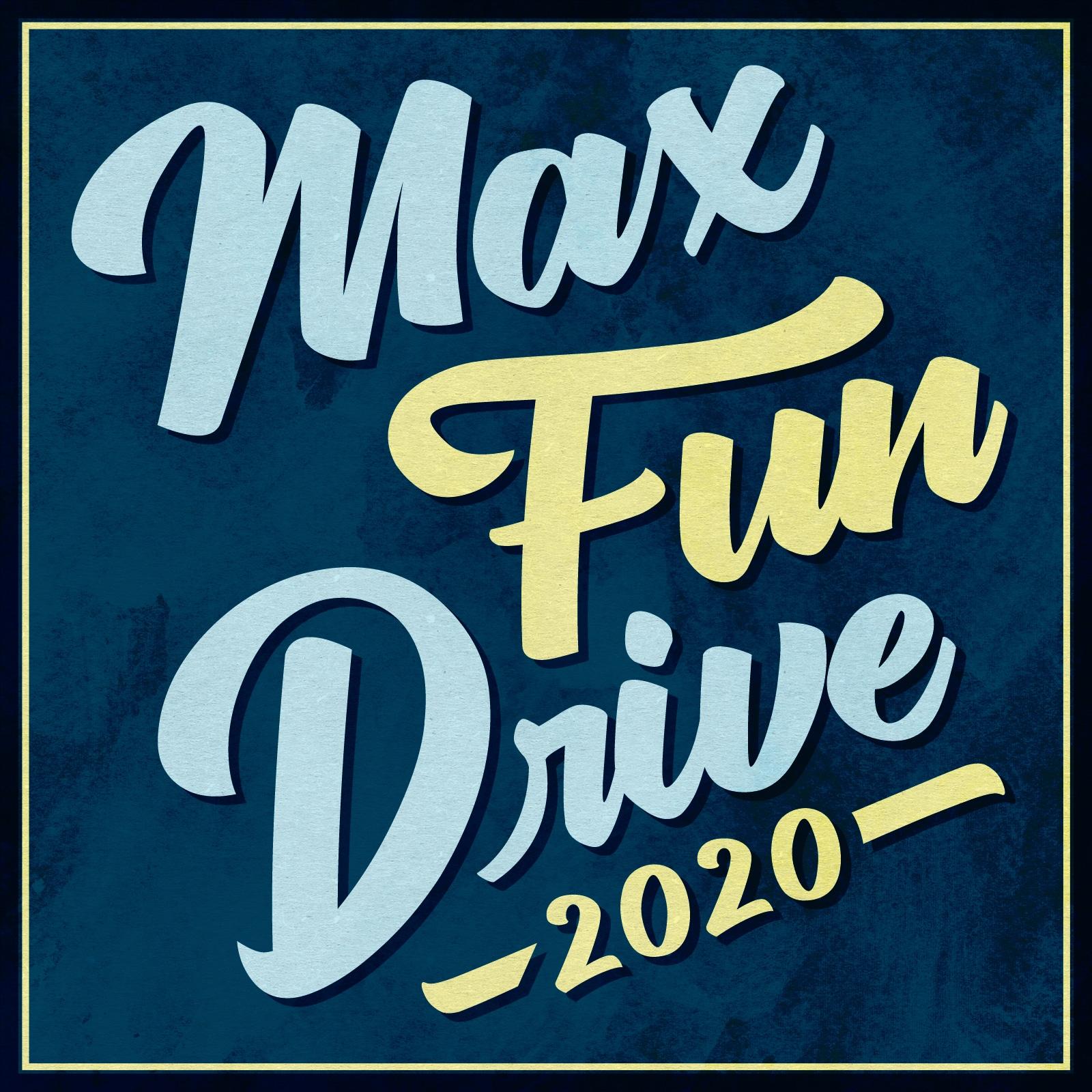 MaxFunDrive 2020 logo