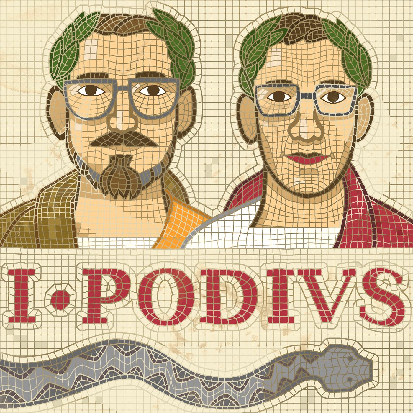 I, Podius logo
