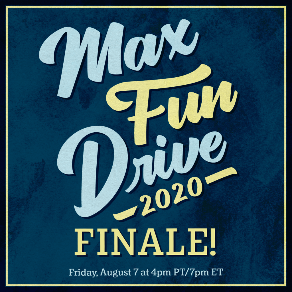 MaxFunDrive 2020 Finale flyer