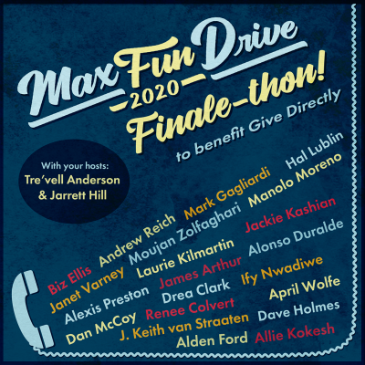 MaxFunDrive Finale Show!