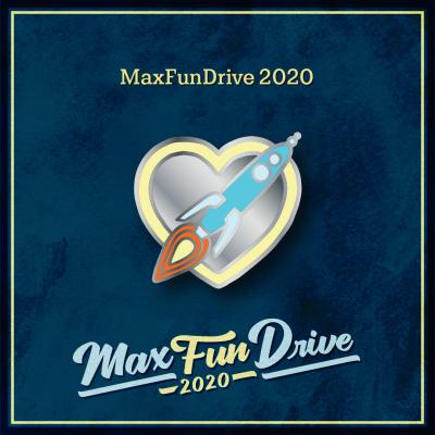 MaxFunDrive 2020 pin