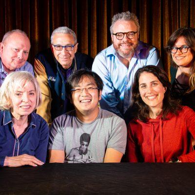 Michael Colleary, Julie Heldman, Mike Werb, Freddie Wong, J. Keith van Straaten, Erin Foley, Allie Goertz