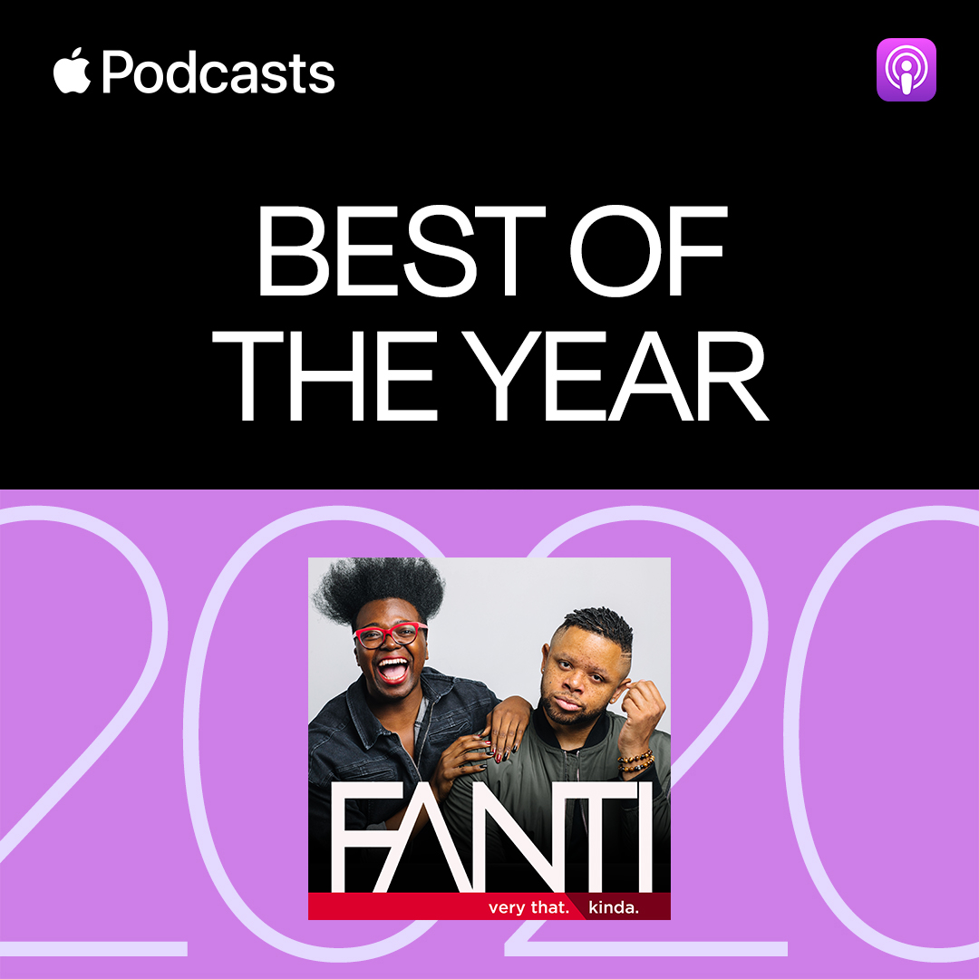 Best of the Year text with a picture of the FANTI logo