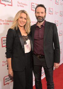 Jessica St. Clair and Dan O'Brien